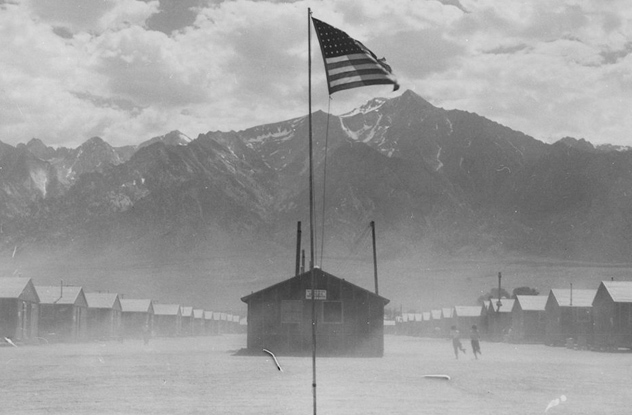 Why were Japanese internment camps bad?