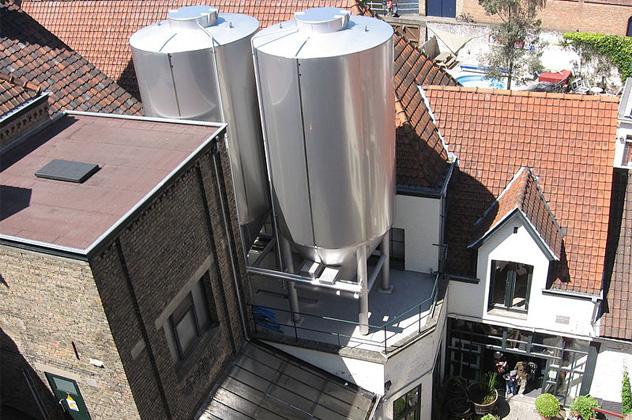 5- beer pipeline