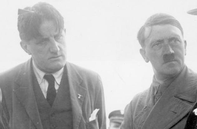 Vetëvrasja e Hitlerit