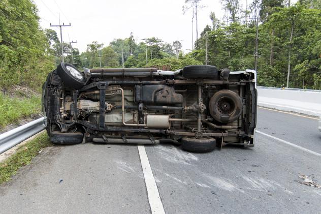 10 Car Accident