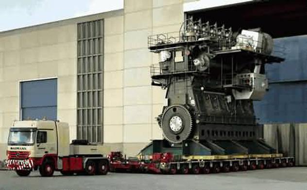 3- engine