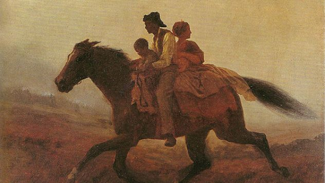 594px-Eastman_Johnson_-_A_Ride_for_Liberty_--_The_Fugitive_Slaves_-_ejb_-_fig_74_-_pg_137