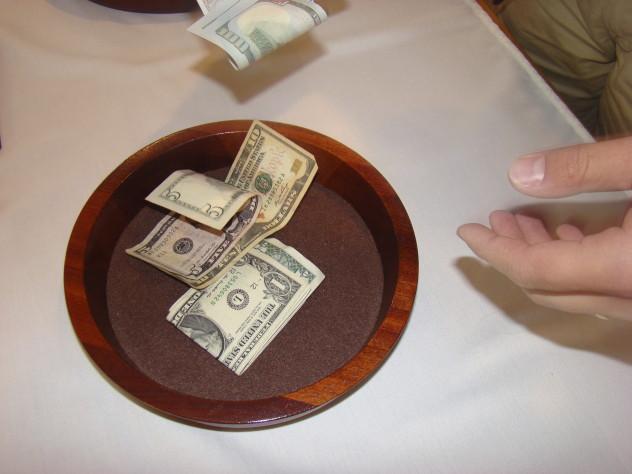 7 Tithing