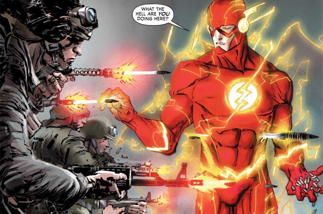 10 Lightning Fast Facts About The Flash Listverse