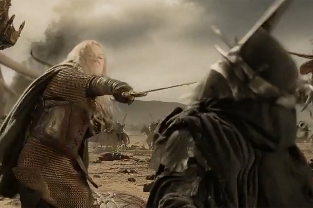 10- witch king death