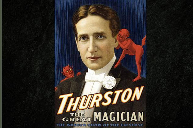 9- Howard Thurston 2