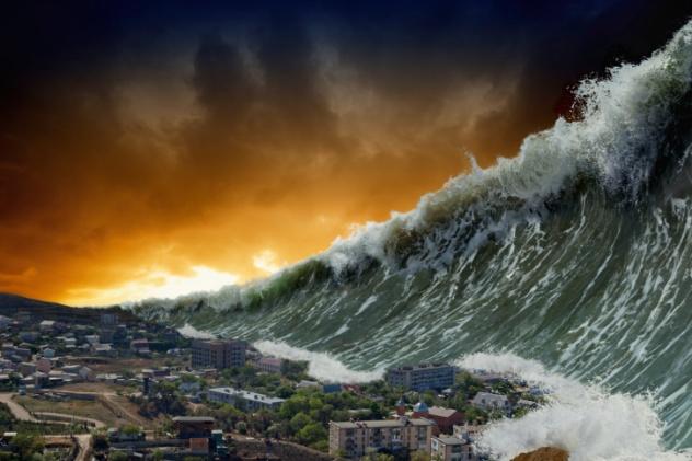What would happen...Tsunami hits South Florida?