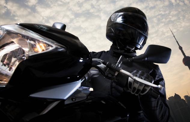 Motorcycle Hitman