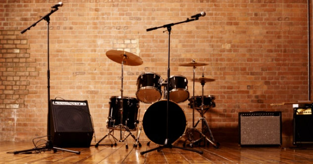 Musical Equipment Featured