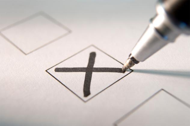 5- vote