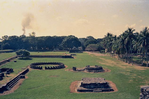 Totonac Ruins