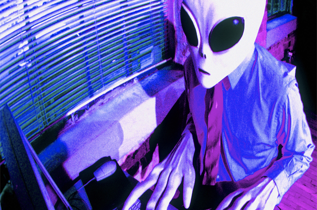 10- the government allows aliens to abduct people