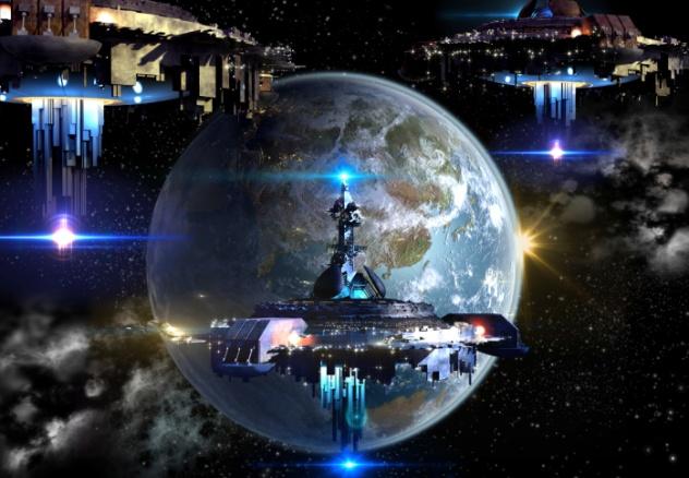 UFO War