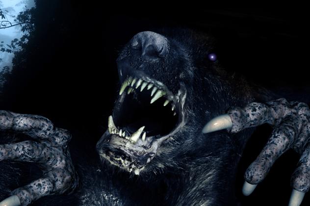 7- werewolf silver bullet