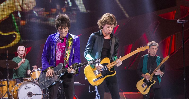 Rolling Stones Featured