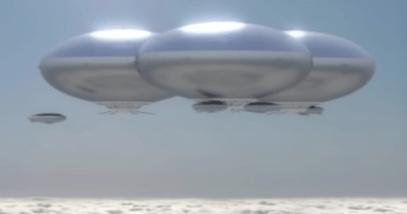 Venus Cloud City
