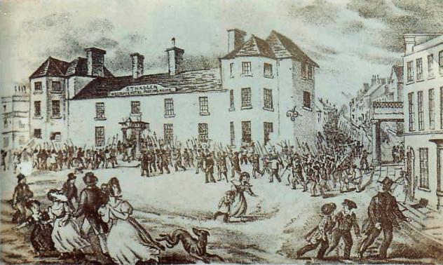 Chartist Uprising