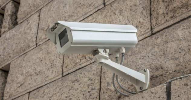 Security Camera Featured