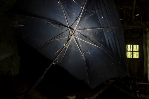 tenebrous umbrella