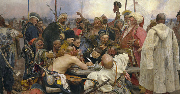 6-Zaporozhian-cossacks