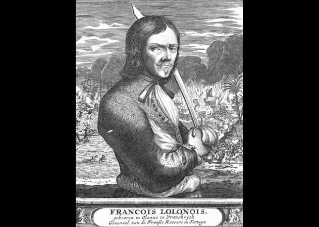 9-Francois-lOlonnais