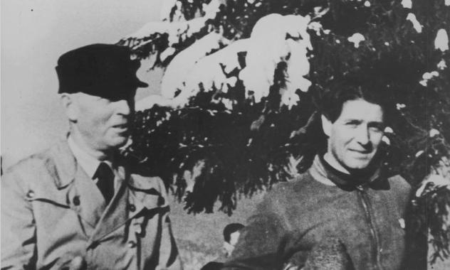 Antonescu and Codreanu