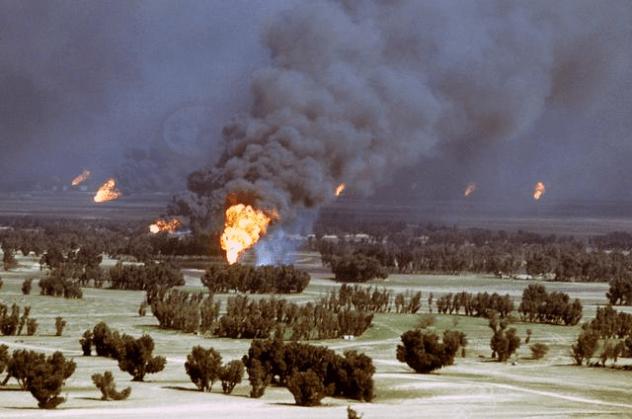 Kuwait Invasion