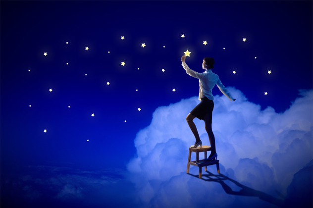 lighting stars