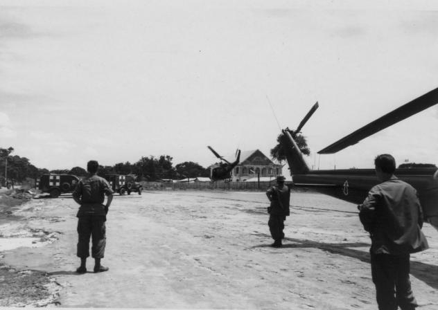 US Army Tay Ninh