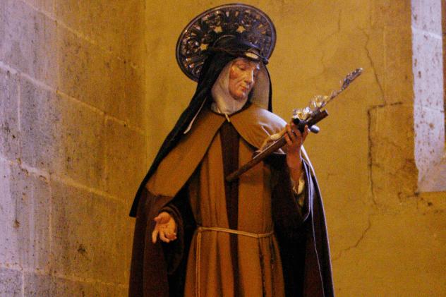 Saint Mary Frances