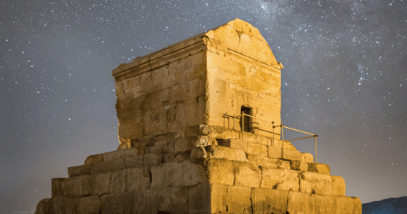 Tomb of Cyrus Featured
