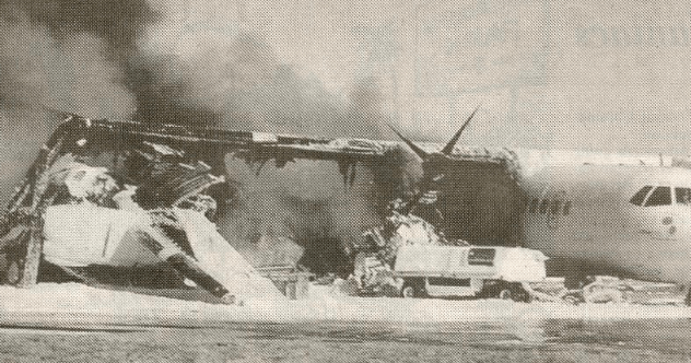 1999 Air Botswana Crash