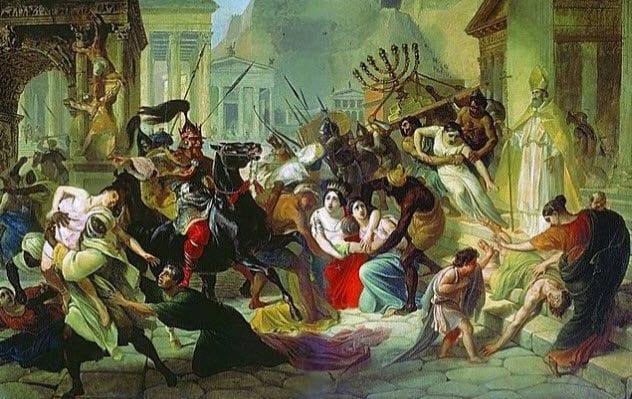 2-geiseric-sacking-rome