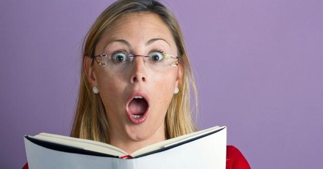 woman Surprised