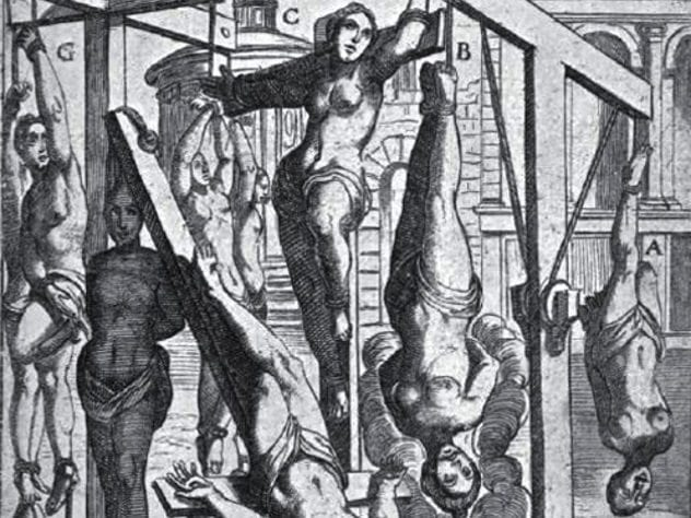 crucifixion-methods