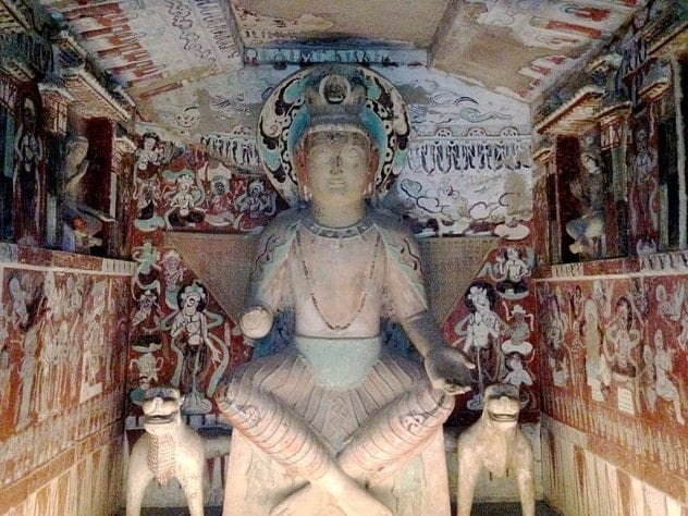 mogao-cave-buddha
