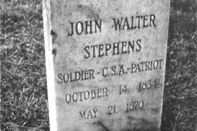 john-w-stephens-grave