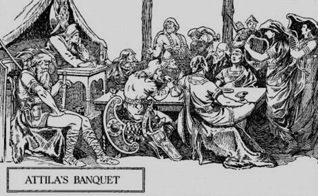 Attila's Banquet