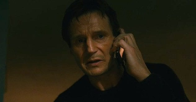 Liam Neeson Taken Featured