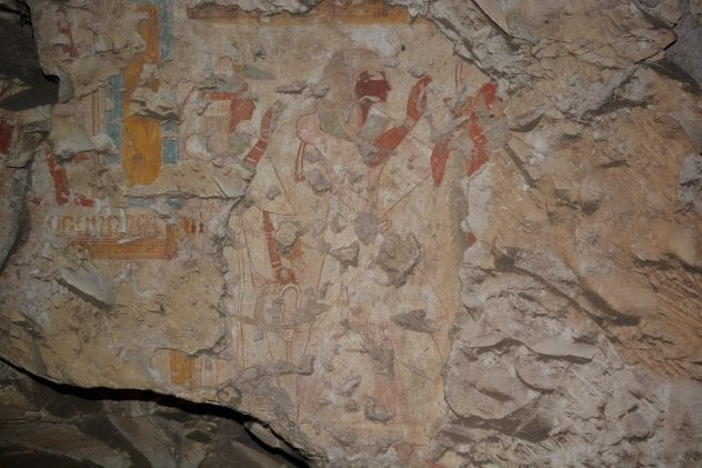 Luxor Scribe Tomb