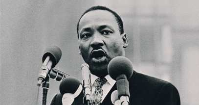 Martin Luther King Featured