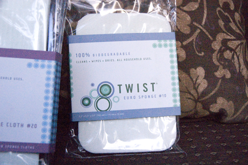 Twist Euro Sponge #10