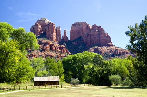 Cathedral Rock in Sedona Arizona