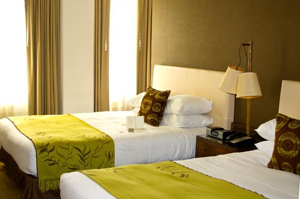 Adagio bedroom