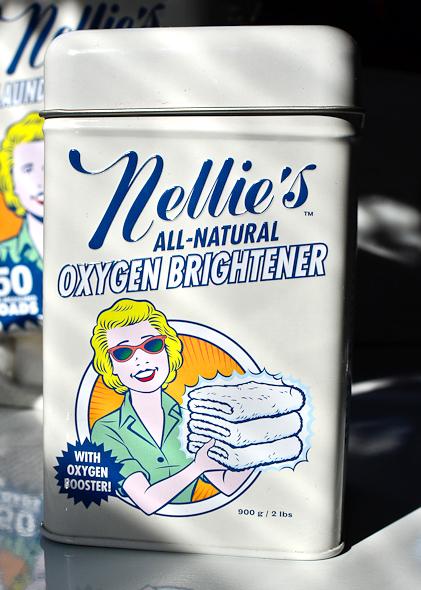 Nellie's Oxygen Brightener