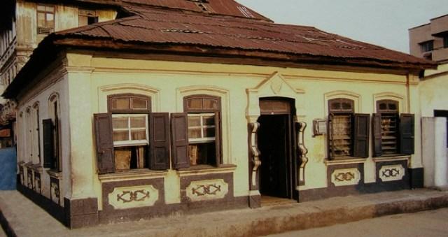 Amaro Afrobrazillian house in Lagos