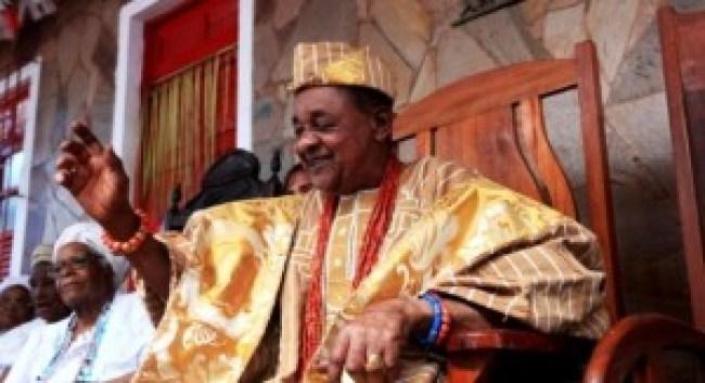 Oba Lamidi Adeyemi