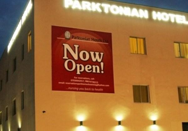 Parktonian Hotel Lekki