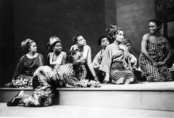 The Lion& the Jewel by Soyinka, first performance- 12 December 1966 Source- Royal Court Theater, London