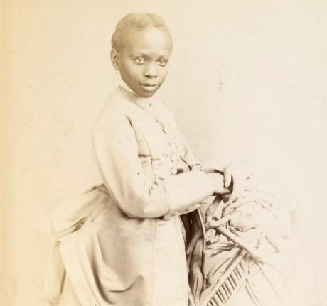 Victoria Davies goddaughter of Queen Victoria